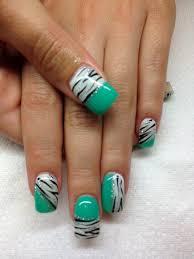 best 25 zebra nails ideas on pinterest zebra print nails zebra