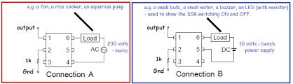 shinajaran arduino solid state relay ssr