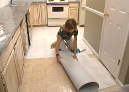 Installing Floor Tile Vinyl Floor Tile Installation With How To Lay Stick Down Tiles On