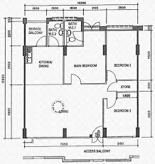 floor plans for woodlands avenue 1 hdb details srx property