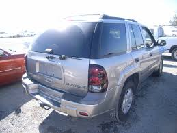 2003 chevrolet trailblazer ls 4 2l ll8 v6 4l60e automatic transmission
