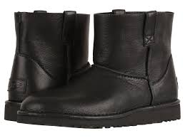 classic leather motorcycle boots ugg classic unlined mini leather at zappos com