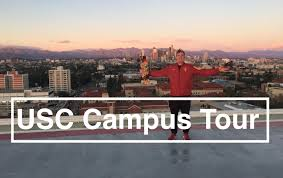 Southern Roofing Center by University Of Southern California Rooftop Tour Youtube