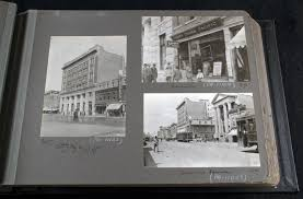 Western Photo Album Photo Album 47 Record Of A Real And A Constructed Journey To