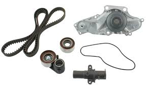 amazon com aisin tkh 002 engine timing belt kit with water pump