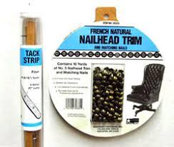 Decorative Upholstery Nail Strips Massasoit Tackband Tackstrips Tacktite Tack Strips Trim Strip