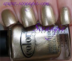 scrangie color club scent suous holiday scented nail polish