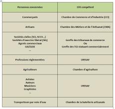 Cfe Centre De Formalités Des Entreprises Chambre D Le Centre De Formalités Des Entreprises Cfe