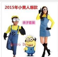 Minion Costumes Halloween Popular Minion Halloween Costumes Buy Cheap Minion Halloween
