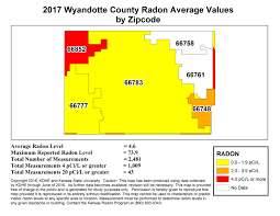 Map Of Manhattan Kansas County Map Kansas Radon Program