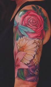 roses arm sleeve tattoo 185 best tattoos i want images on pinterest girly tattoos small