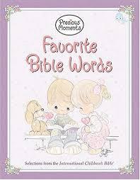 librarika precious moments easter bible storybook