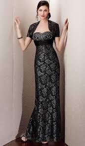 alyce jean de lys 29533 formal gala dress with bolero jacket