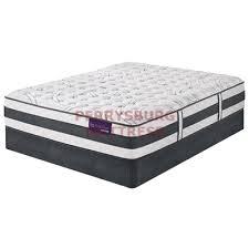 Serta Bed Frame Serta Mattresses Recognition Extra Firm Mattress Set King King