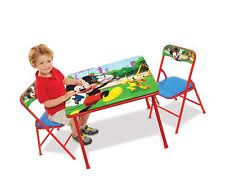 Mickey Mouse Activity Table Disney Mickey Mouse Toys Playsets Ebay