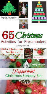 65 easy christmas activities for preschoolers to try now
