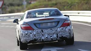 mercedes supercar 2016 mercedes benz slc available on order starting december deliveries