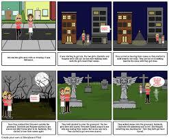 horror story storyboard by tahsin