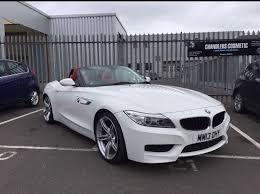 bmw z4 convertable bmw z4 white convertible in hove east sussex gumtree