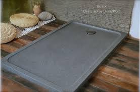 Shower Tray 1200 X 900 Shower Tray Granite Stone Trendy Grey Rubix