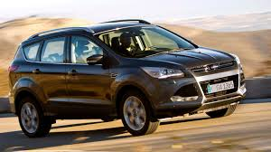 new ford kuga first drive youtube