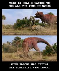 Meme Time - meme time walking with dinosaurs 3d by titanlizard on deviantart