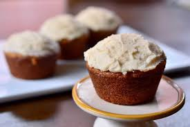Pumpkin Cupcakes by Pumpkin Cupcakes With Browned Butter Maple Frosting Life U0027s Ambrosia