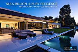 Bel Air Mansion by 48 5 Million Bel Air Luxury Residence U2013 864 Stradella Road Los
