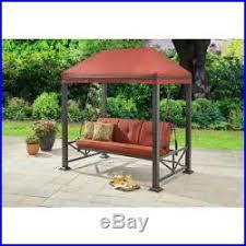 pergola swing for backyards love seat outdoor patio garden gazebo