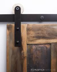Hardware For Barn Style Doors by Interior Modern Rustic Solid Wooden Barn Style Sliding Door For