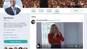 Pornographic Memes - ted cruz likes a pornographic tweet know your meme