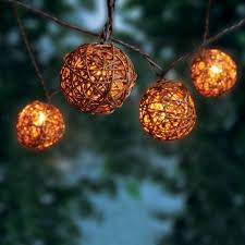 accessories outdoor tree light balls light up decorations