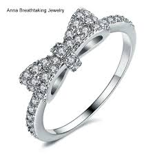 Bowring Home Decor by Compare Prices On Diamond Bow Ring Online Shopping Buy Low Price