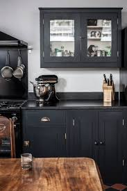 Black Kitchen Design Ideas Best 25 Black Granite Countertops Ideas On Pinterest Black