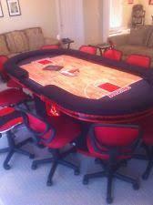 Custom Poker Tables Custom Poker Table Ebay