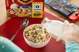 nintendo u0027s new super mario breakfast cereal is also an amiibo