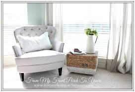 Reading Chair For Bedroom by From My Front Porch To Yours Creating A Reading Nook With A Diy