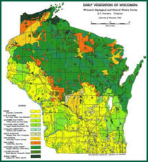 Wisconsin vegetaion images Early vegetation of wisconsin vegetation maps serve as jpg