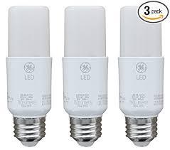 60 watt light bulb lumens amazon com ge lighting 79368 led bright stik 10 watt 60 watt