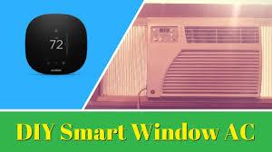 Blumoo Amazon Echo by Diy Smart Window Ac Homekit U0026 Amazon Alexa Compatible Youtube