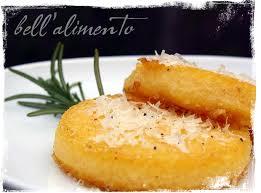 polenta cakes bell u0027 alimento bell u0027 alimento