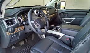 nissan titan interior 2017 test drive review 2017 nissan titan crew cab 2wd testdriven tv