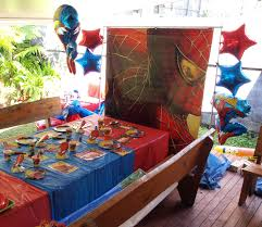 Party Decoration Ideas At Home by New Spiderman Party Decoration Ideas Home Design Awesome Lovely
