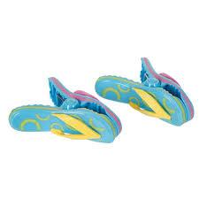 flip flop towel boca towel set of 2 flip flops o2 cool bcp10 picnic