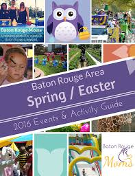 baton rouge easter egg hunt guide