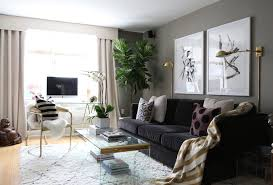 Interior Designers NYC Apartment Is Full Of DIY Inspiration - New york apartments interior design