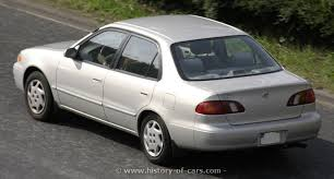 1998 toyota corolla engine specs toyota 1998 corolla us specs the history of cars cars