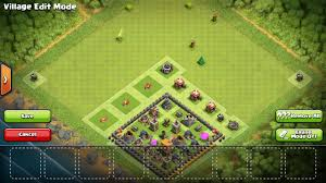 Coc Map Clash Of Clans How To Get A Red Boundary Arqade