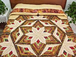 diamond star quilt great meticulously made amish quilts from