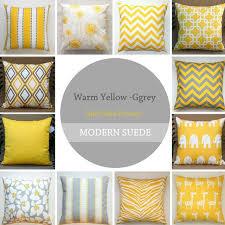 coussin de luxe pour canapé helen rideau moderne de luxe style coussin jaune bande coussins